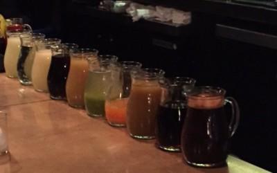 Charlie was a sinner – Delish drinks and vegan delights in Philadelphia