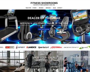 Fitness Showrooms