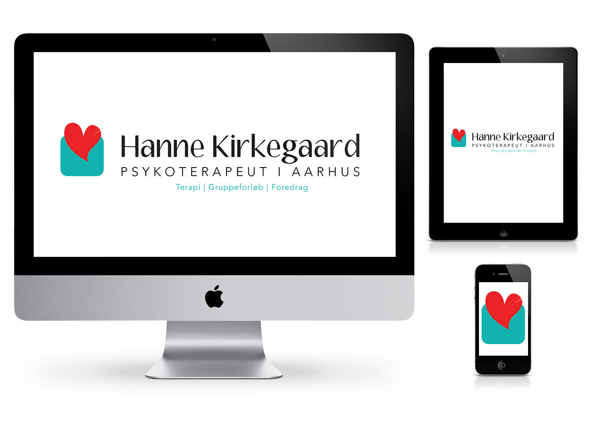 Affordable logo design  - Hanne kirkegaard