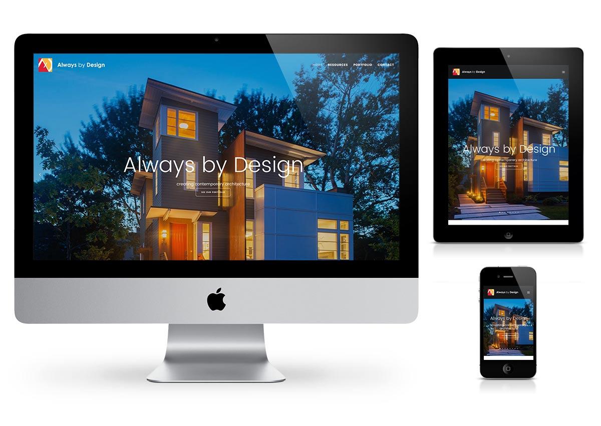 Always by Design - Fab Web Philly wordpress websites