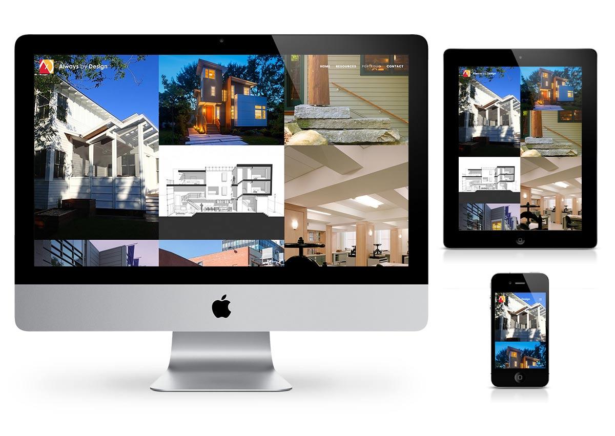 Always by Design - Fab Web Wordpress