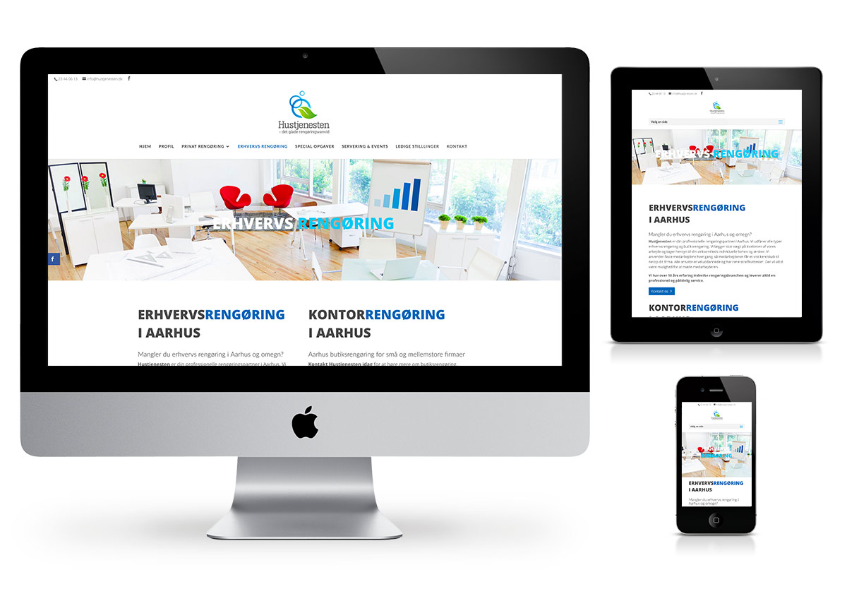 Small Business Website by Fab Web