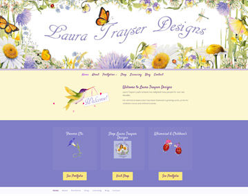 Laura Trayser Designs