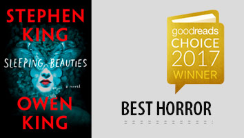 Our Client Owen King's the winner of Goodreads 2017 Best Horror Book!