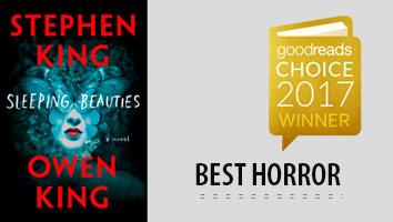 Our Client Owen King's the winner of Goodreads 2017 Best Horror Book!