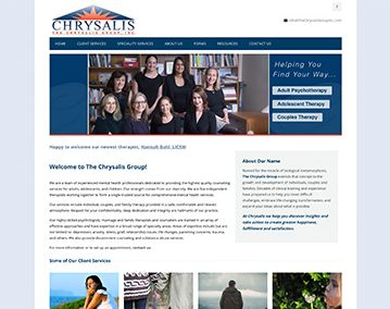 The Chrysalis Group