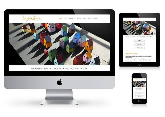 Jeweler, Artist, Writer Website