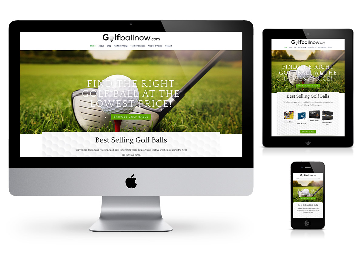 Website by Fab Web Philly - Golf Ball Now