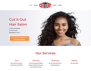 Cut it Out – Hair Salon