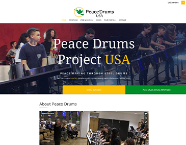 Peace Drums USA