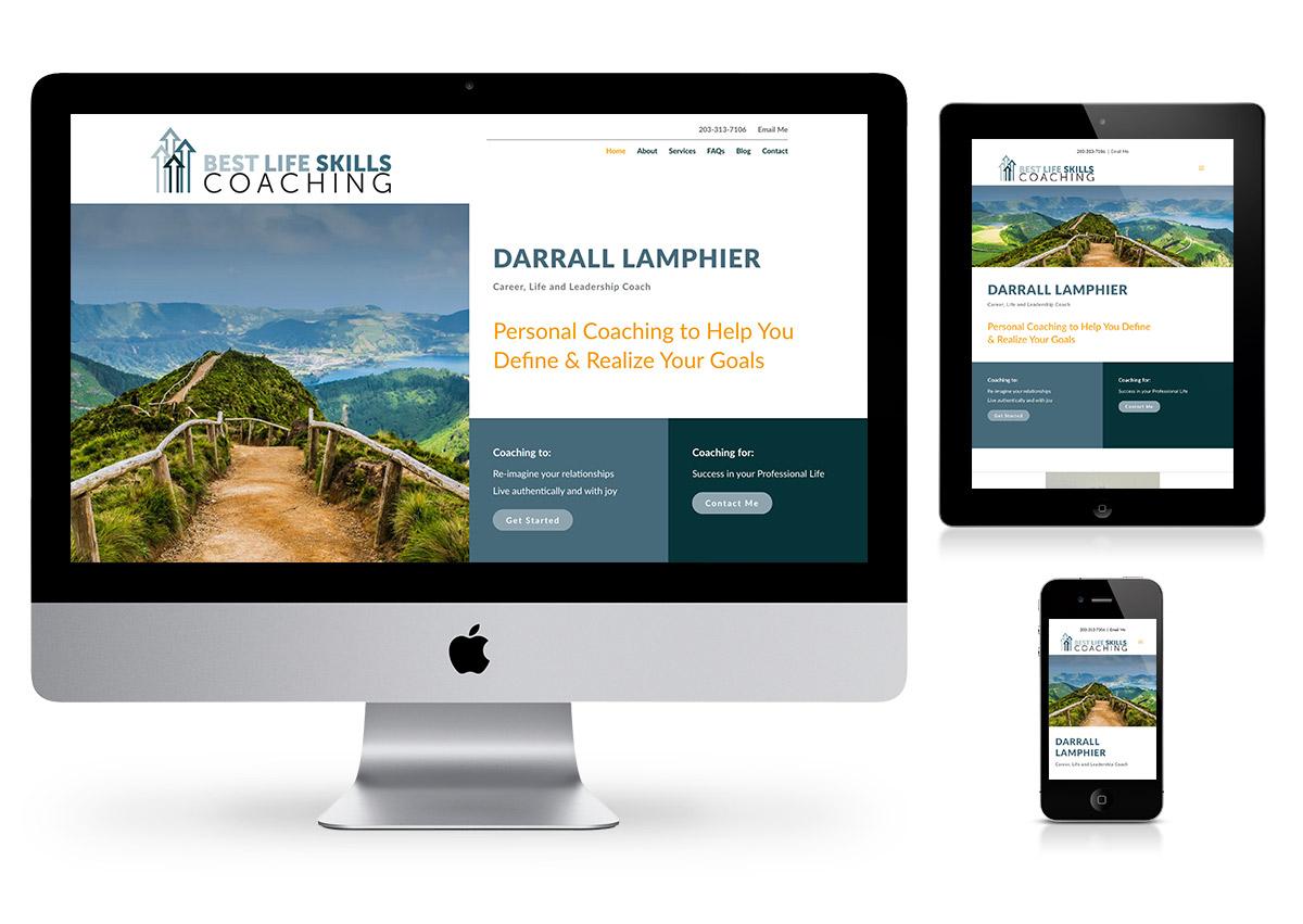 PHILA Life Coaching Website Company